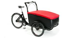 Cargoo transport budcykel