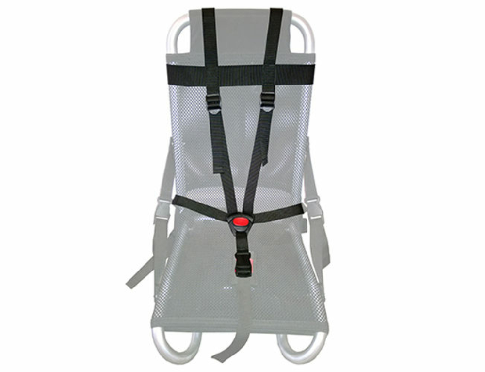 Luxe five point harness