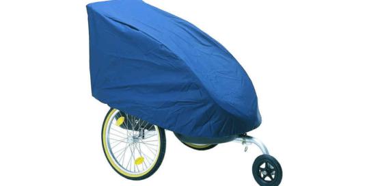 Regnslag til Dolphin cykeltrailer