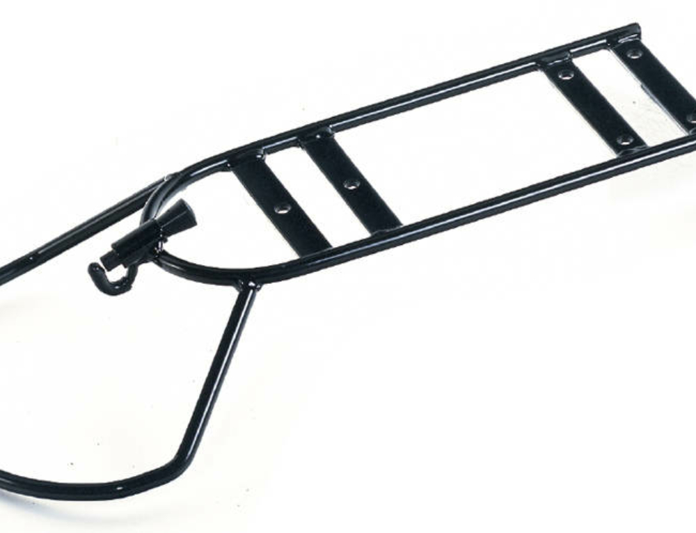 Pletscher towing rack