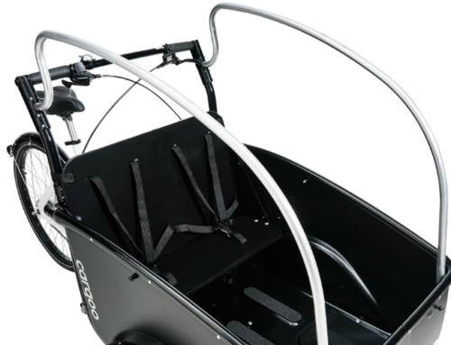 Cargoo – praktisk bænk