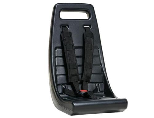 Cargoo single seat incl. adaptor